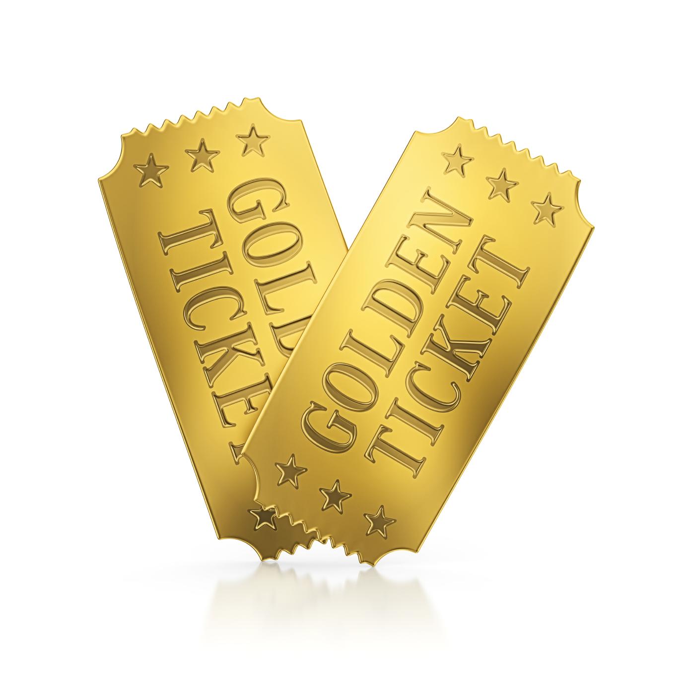 The Golden Ticket Trap - Herbert Scott